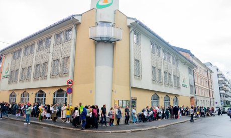 Islamic Cultural Centre in Norway