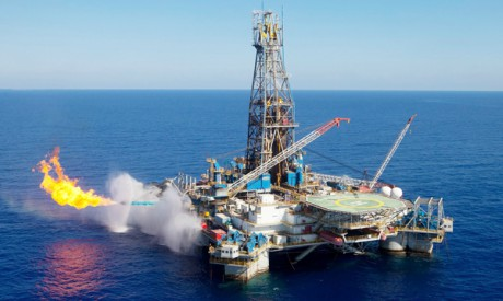 Zohr gas field  (Photo: eni.com)