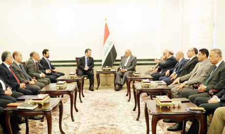 New government in Iraqi Kurdistan