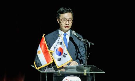 Ambassador of the Republic of Korea to Cairo, Yoon Yeocheol