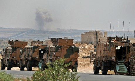 Military forces in Syria