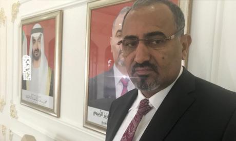 Aidaroos al-Zubaidi, leader of Yemen's Southern Resistance (Reuters)
