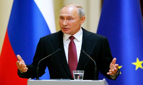 Russian President Vladimir Putin (Photo: AFP)