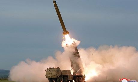 North Korea ballistic missile (File Photo: AP)