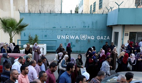 U.N. Palestinian refugee agency seeks donations as funding slips