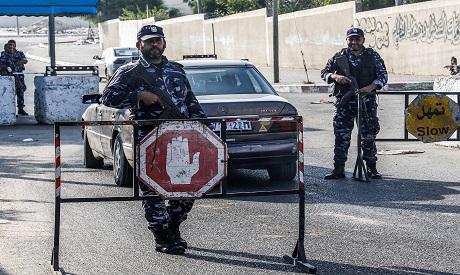 Gaza guards