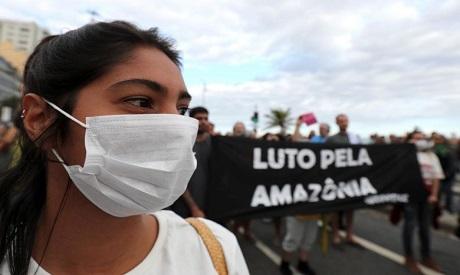 Respiratory ailments rising in Brazil