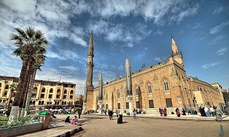 El-Hussein Mosque