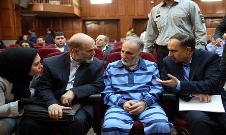 Tehran ex-mayor