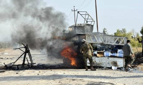 Popular Mobilization Forces, Iraq