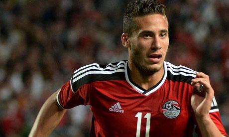 Egypt's Olympic team announce squad for Saudi Arabia