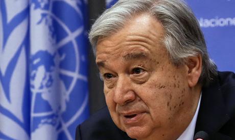 Secretary-General Antonio Guterres (AP)