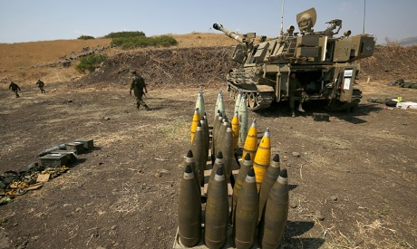 Israel says fires back after anti-tank missiles from Lebanon