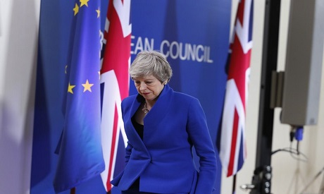 Stage set for Brexit clash in UK Parliament this week