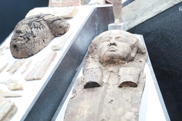 Archaeological activities in Luxor