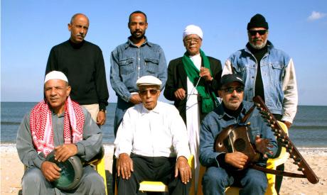 El Tanbura band