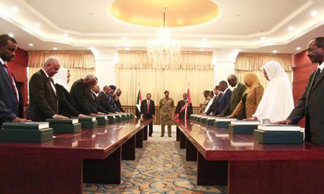 Sudan's priority list