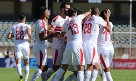 Generation Foot (Senegal) v Zamalek (Egypt)