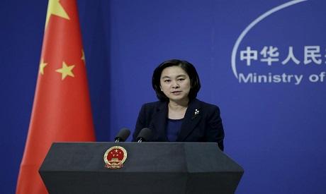 spokeswoman of China