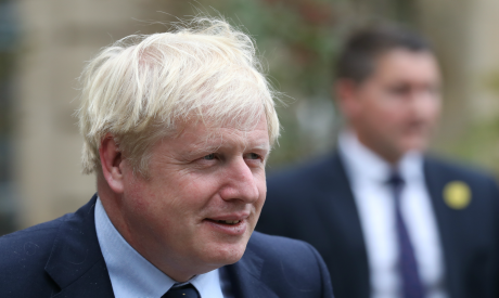 Boris Johnson visits Luxembourg