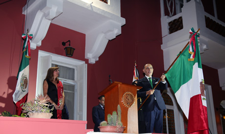 Mexican ambassador