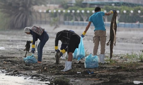 Nile Clean-up