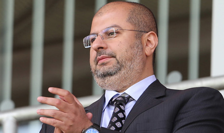 Co-owner of Sheffield United HRH Prince Abdullah bin Mosaad bin Abdulaziz Al Saud (AFP)