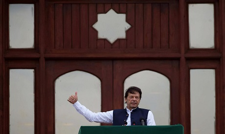Pakistan would not use nuclear weapons first, amid tensions with India