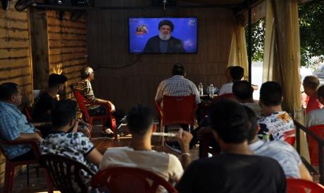 Speeach of Hezbollah leader Sayyed Hassan Nasrallah