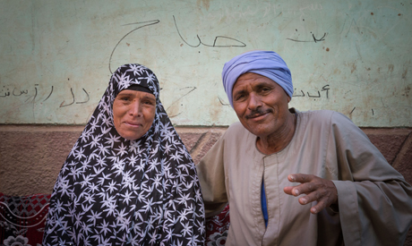 Mohamed & wife reflect on eyesight and work