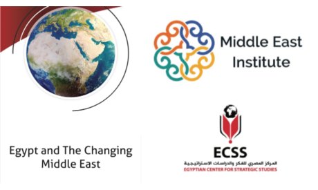 "Middle East Institute holds ""Egypt and The Changing Middle East"" convention in collaboration with th"
