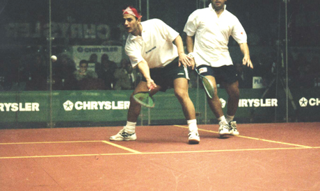 A superpower in squash