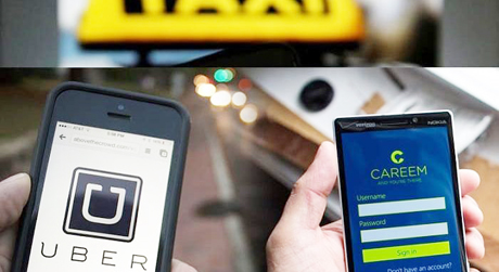 Legalising Uber and Careem