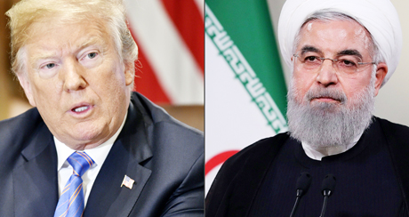 Trump: We don't want adversaries