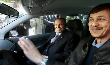 Bouteflika brothers