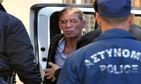 Hijacker of Egyptair plane
