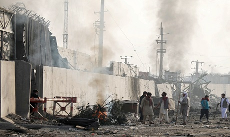 Attack in Afghanistan
