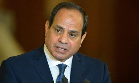 Egyptian President Abdel Fattah al-Sisi (AFP)