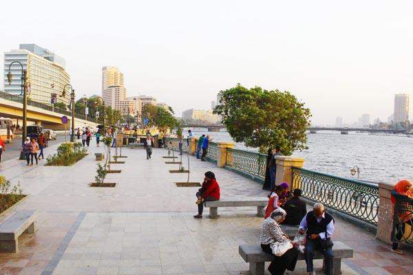 Nile corniche
