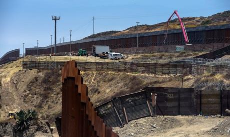 Mexico-US Wall