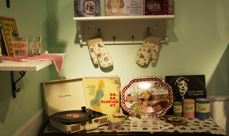 Bahira Bahir vintage (photo : Ghada Abdel kader)
