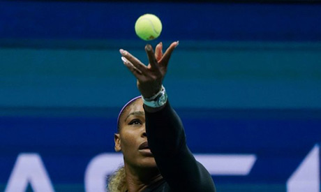 Serena Williams has her sights fixed on a seventh US Open title (AFP)