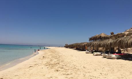 Northern coast of Egypt (Photo: Ahram Online)