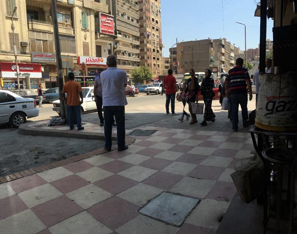 Egypt streets