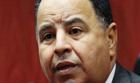Finance minister Maait