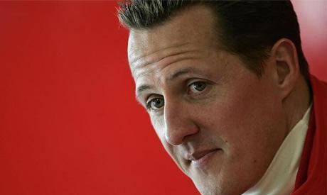 Former Ferrari driver Michael Schumacher of Germany (Reuters)
