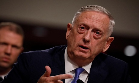U.S. should side with Hong Kong protesters, says ex-Pentagon chief Mattis