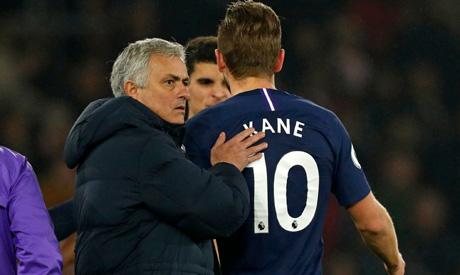 Kane, Mourinho