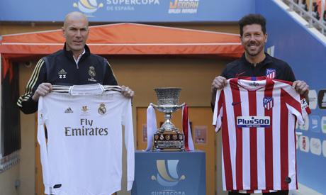 Simone, Zidane