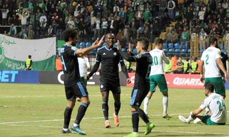Pyramids FC v Masry